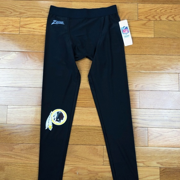 560337c1 Washington Redskins Mens Fitted Compression Tights Boutique